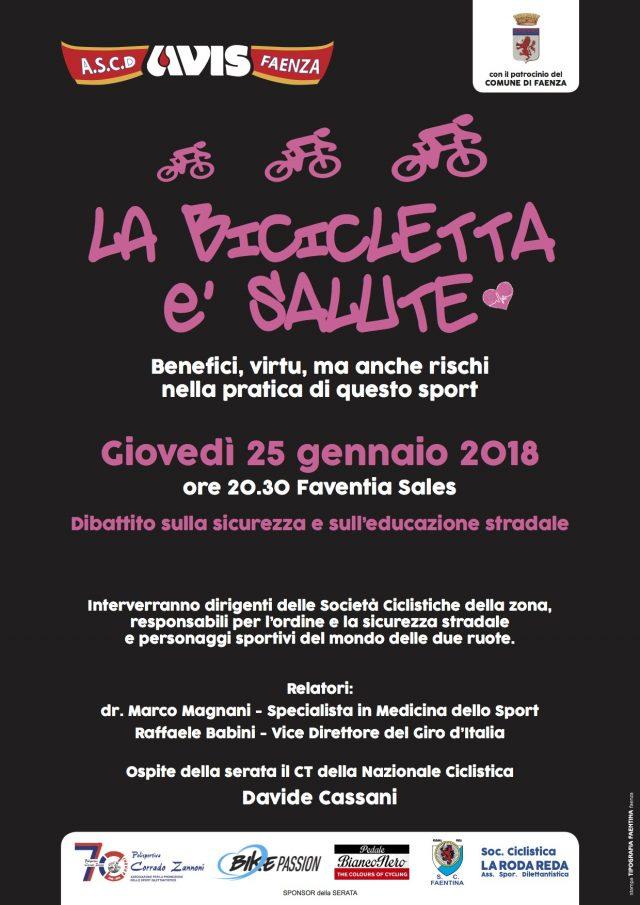 La Bicicletta è Salute