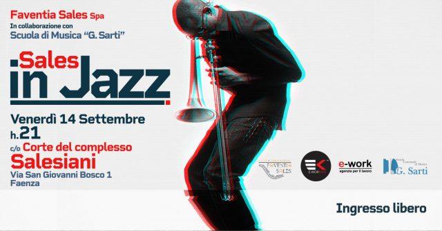 Sales in Jazz