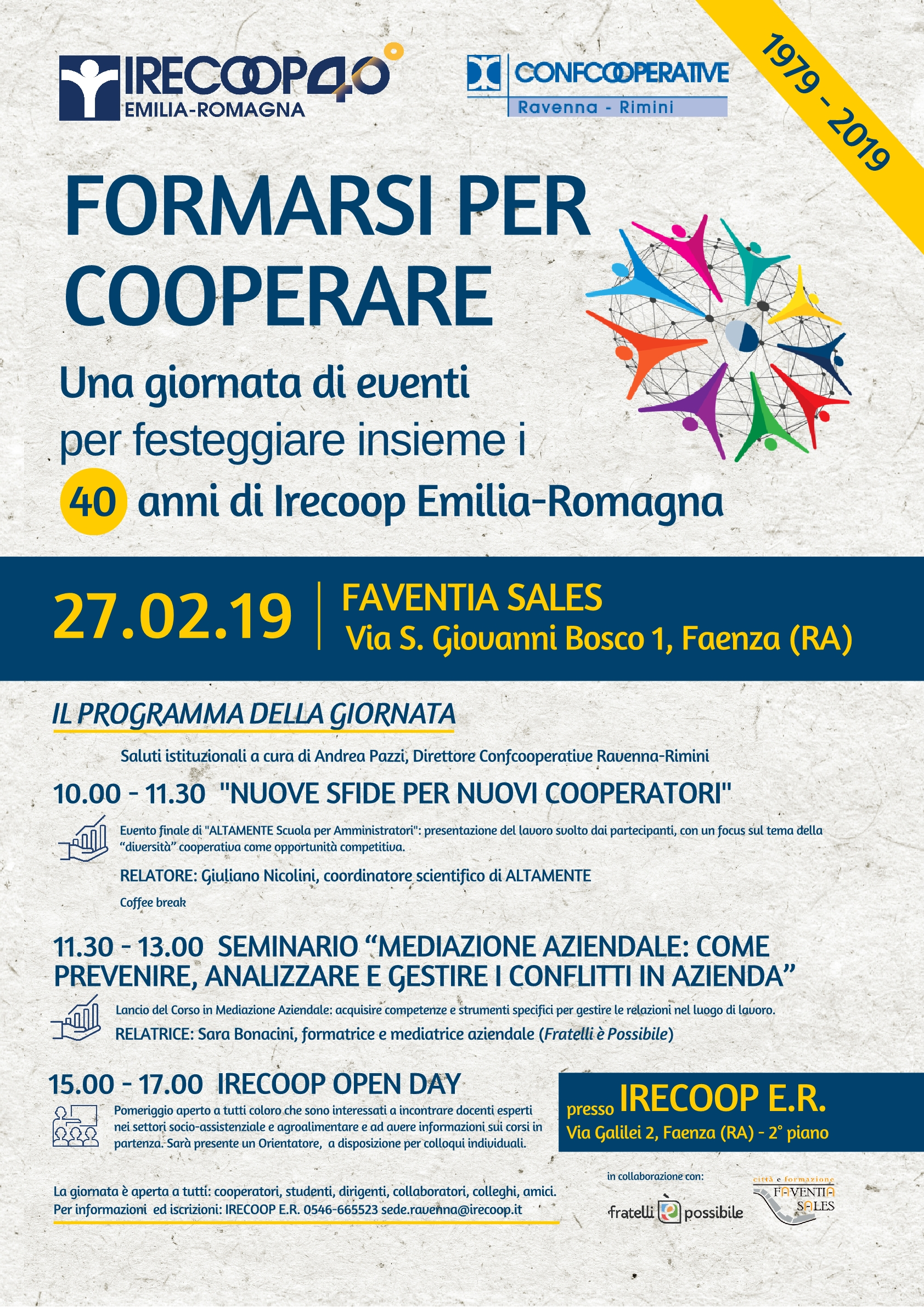 EVENTO IRECOOP Formarsi per cooperare_Faenza1