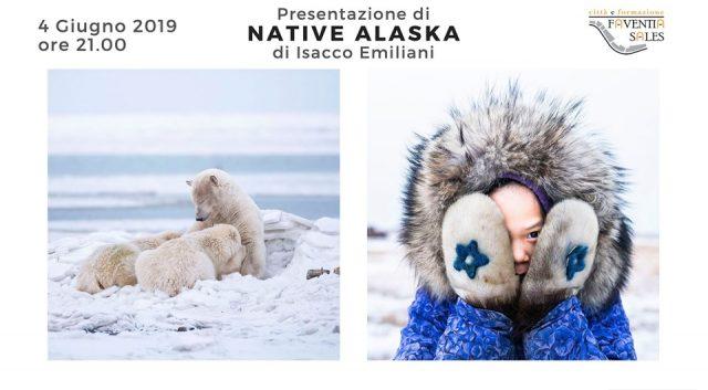 """Native Alaska"" – Mostra di Isacco Emiliani"