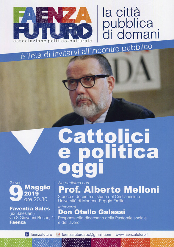 Faenza Futuro – Cattolici e Politica oggi