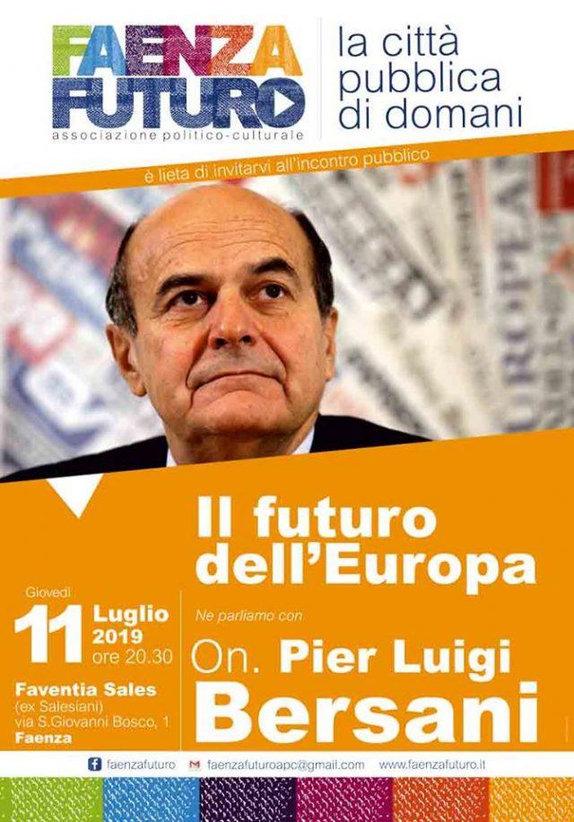 IL FUTURO DELL'EUROPA