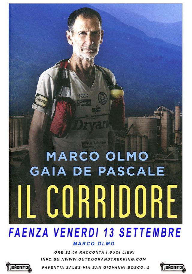 Marco Olmo – Il Corridore