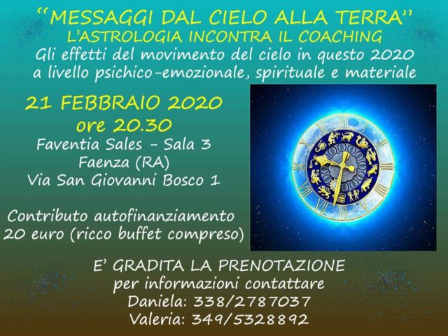 L'astrologia incontra il coaching
