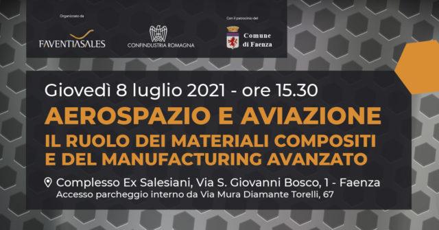 """Convegno """"Aerospazio e Aviazione: il ruolo dei materiali compositi e del manufacturing avanzato"""""""