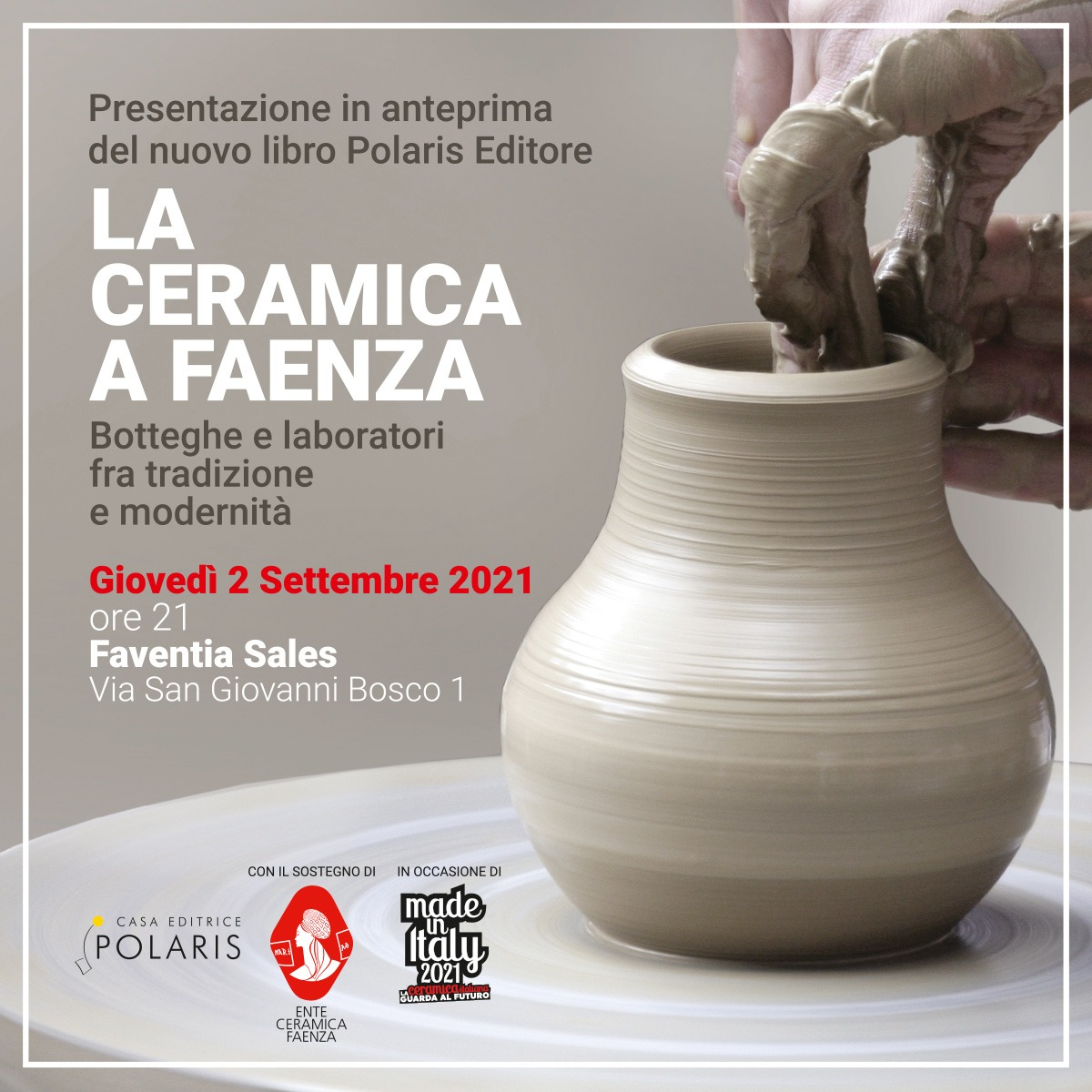La ceramica a Faenza