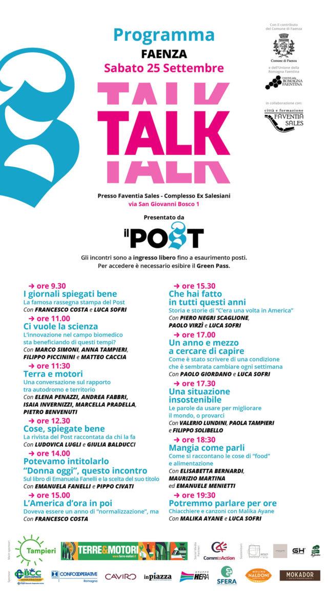 Il Post Talk 2021